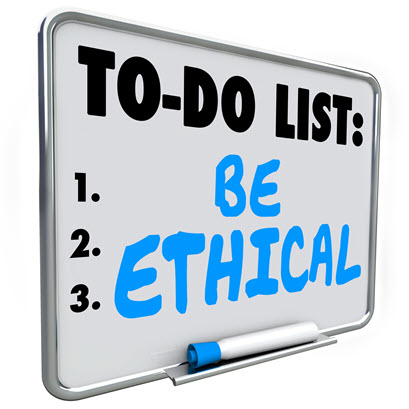 Ethics: Are They a Dying Art? (Part 1)